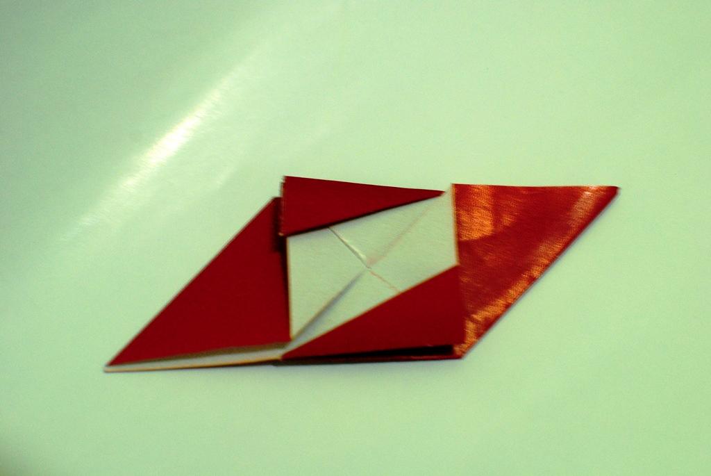 Origami Transforming Pinwheel