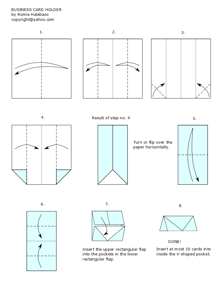 Origami Paper Envelope (A4 sheet) - Origami Instructions - YouTube | 972x745
