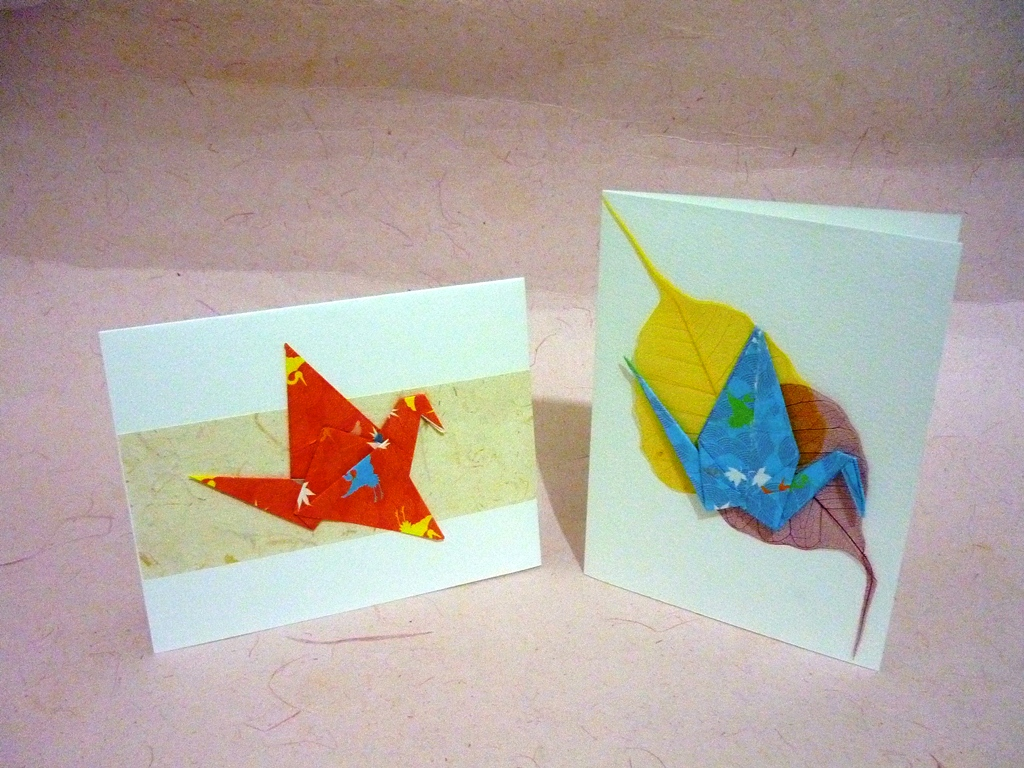 origami greeting cards | ROMI's ORIGAMI - photo#11