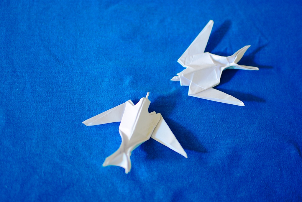 Origami Using Waterbomb Base