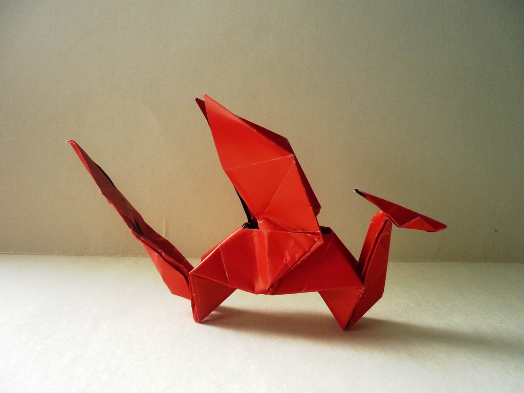 The dragon in my mind romis origami page 3 dragon1 jeuxipadfo Image collections
