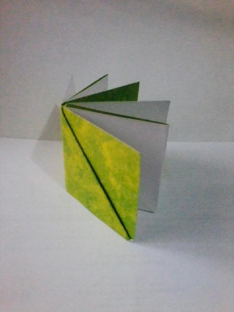 Mini origami book — Steemit | 640x480